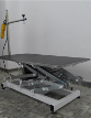 Elektrický trimovací polohovateľný stôl