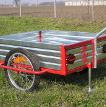 Viacúčelové dvojkolesové vozíky